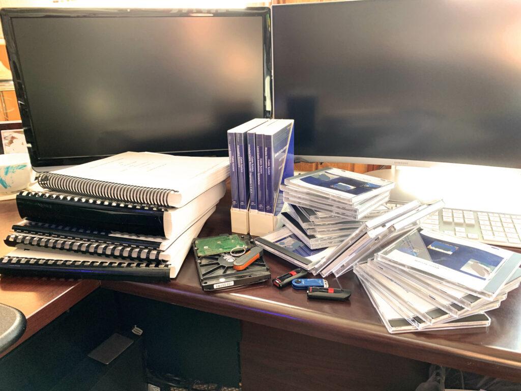 SFOC File Mess